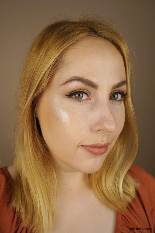 stila heavens hue highlighter opulence review swatches comparison dupe