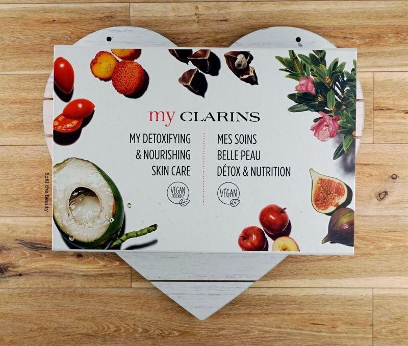 my clarins skincare