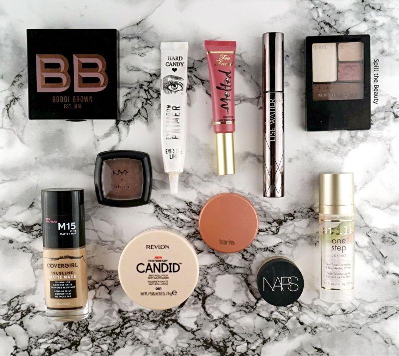shop my stash makeup february