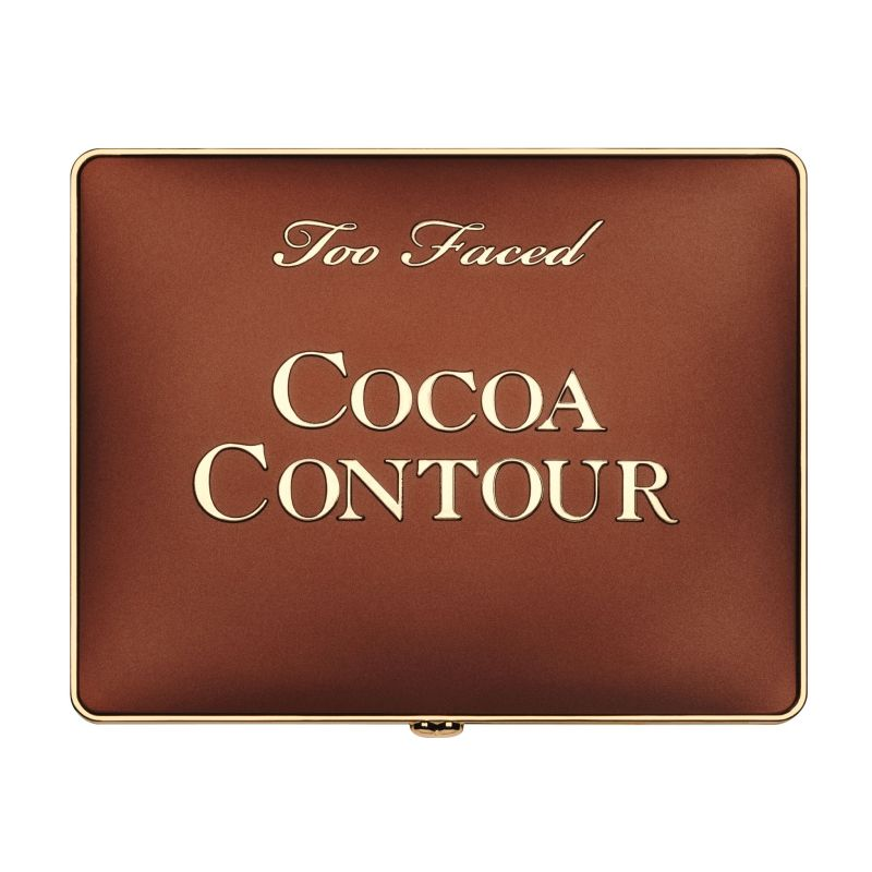 Cocoa Contour Cocoa-Infused Contouring and Highlighting Palette