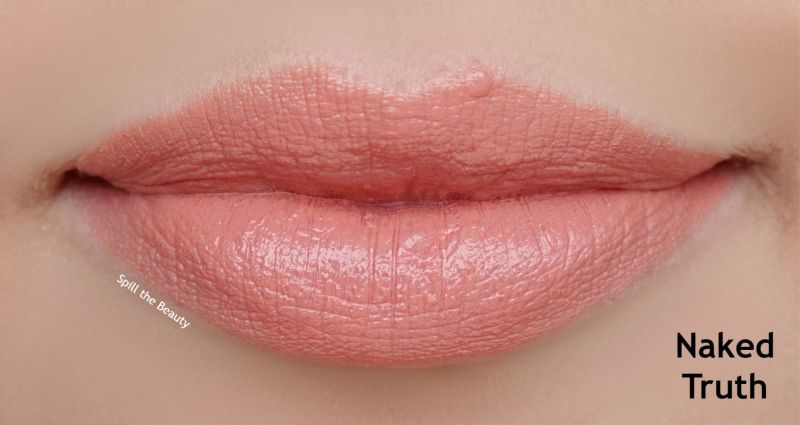 lipstick queen nothing but the nudes review swatches naked truth