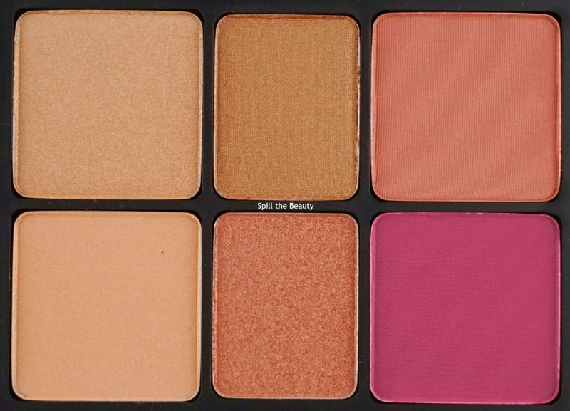 smashbox cali kissed palette review swatches