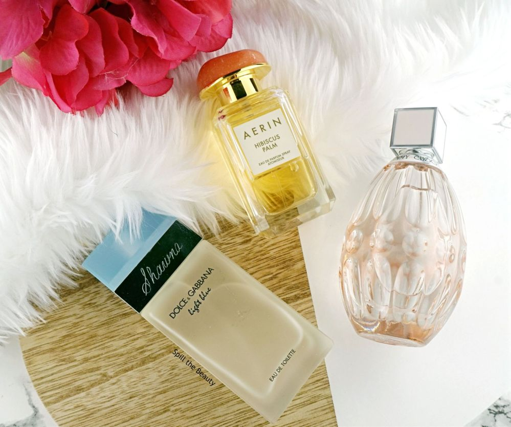 Current Fragrance Faves