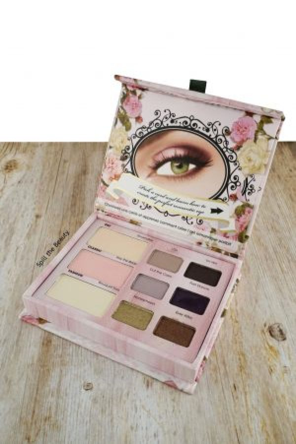 shop my stash June too faced romantic eye