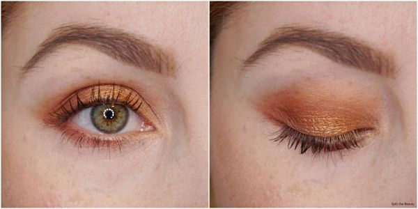 catrice x eman bronzed af eyeshadow palette review swatches