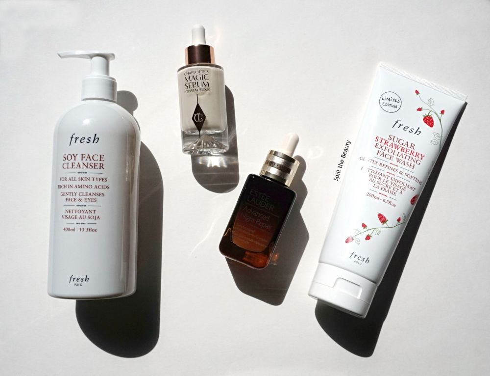 Skincare Spotlight: Fresh Beauty, Estée Lauder, Charlotte Tilbury