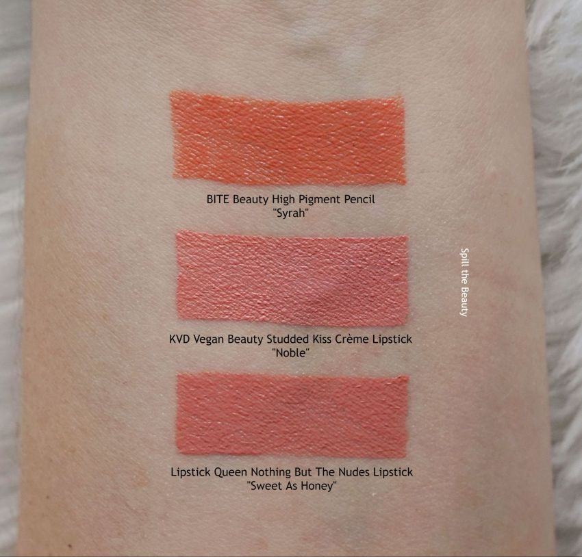 kvd noble arm swatch