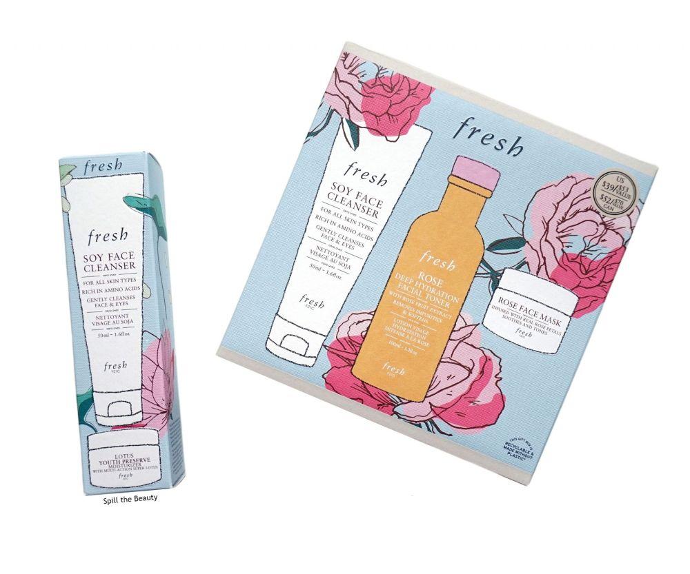 fresh beauty spring sets 2021