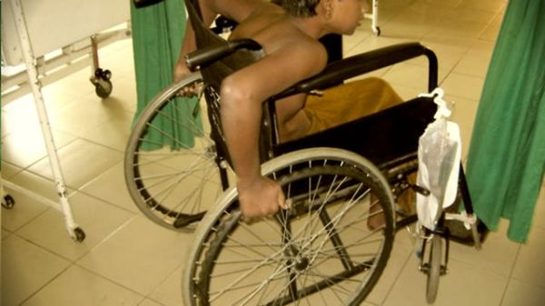 Helping Spinal Cord Injury Patients in Sri Lanka | Videos ...