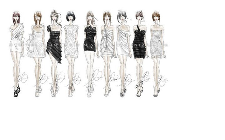 From Fibre to Couture  How to Sketch for Fashion Design     The Basics     2