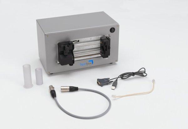 Spinbox Module – Syringe pump feeding device