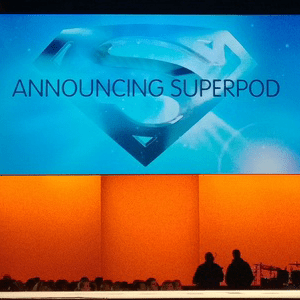 Announcing Superpod