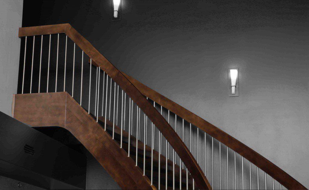 Stair And Railing In Edmonton Alberta Railing Balustrade