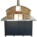 Spinelli Oven Front View