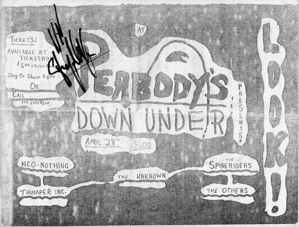 Peabody's Down Under