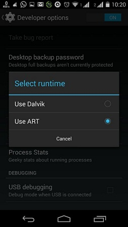 runtime Moto G tips and tricks to enhance your experience