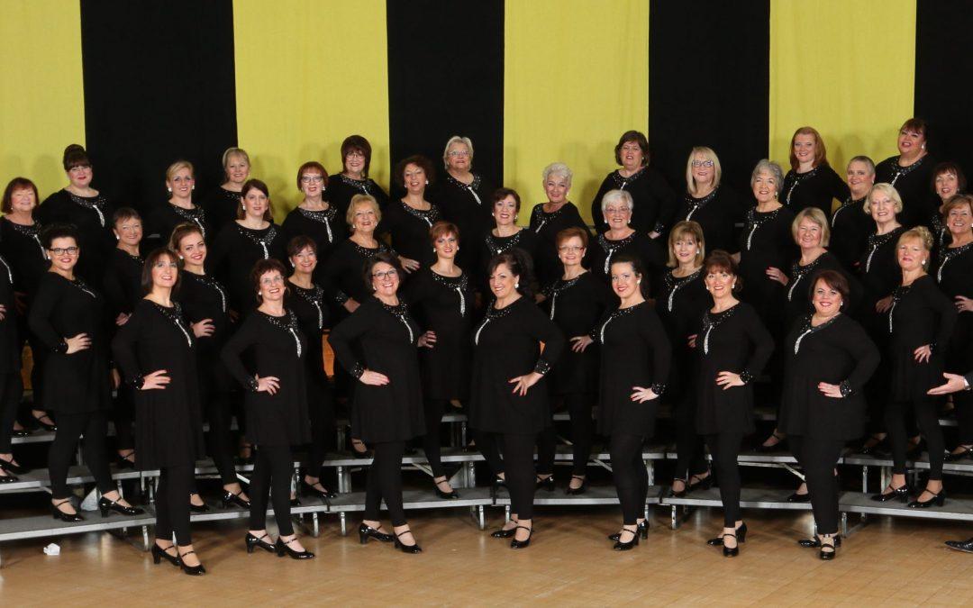 Spinnaker win BMCF Choir of the Year 2018