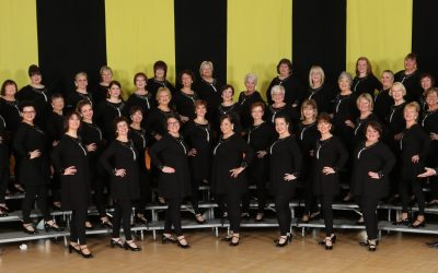 Spinnaker win BMCF Choir of the Year 2018