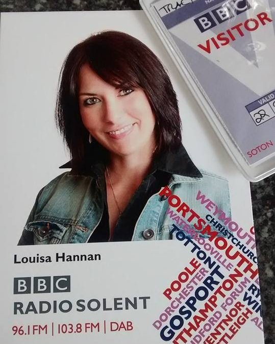 """Spinnaker's Jenny and Tracy interview on BBC Radio Solent """"Drive Time"""""""