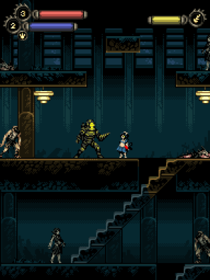 BioShock 2 - Retro Style Remakes of Modern Video Games by Junkboy