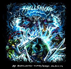 Teenage Mutant Ninja Turtles: Shell Shocked Album cover