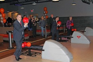 Spins Bowl New York Celebrates Grand Re-Opening in Poughkeepsie