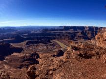 wheelchair accessible dead horse state park moab utah