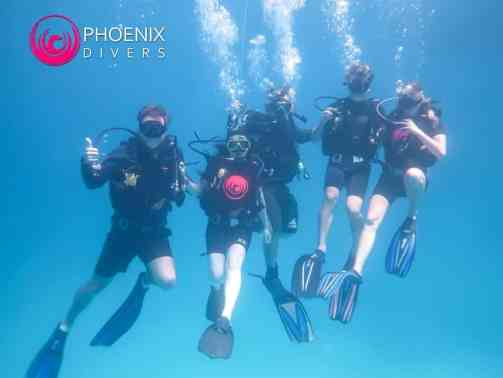 getting open water scuba diving certified