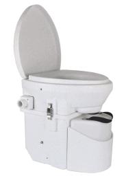 composting toilet for off grid living