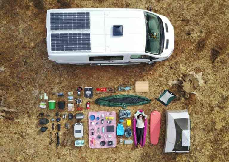 van life essentials