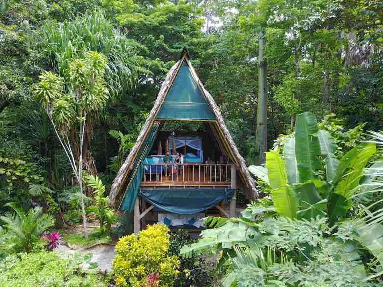 treehouse eco lodge in costa rica