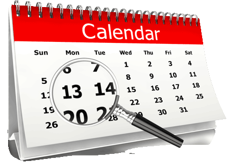 Calendario eventi San Pio