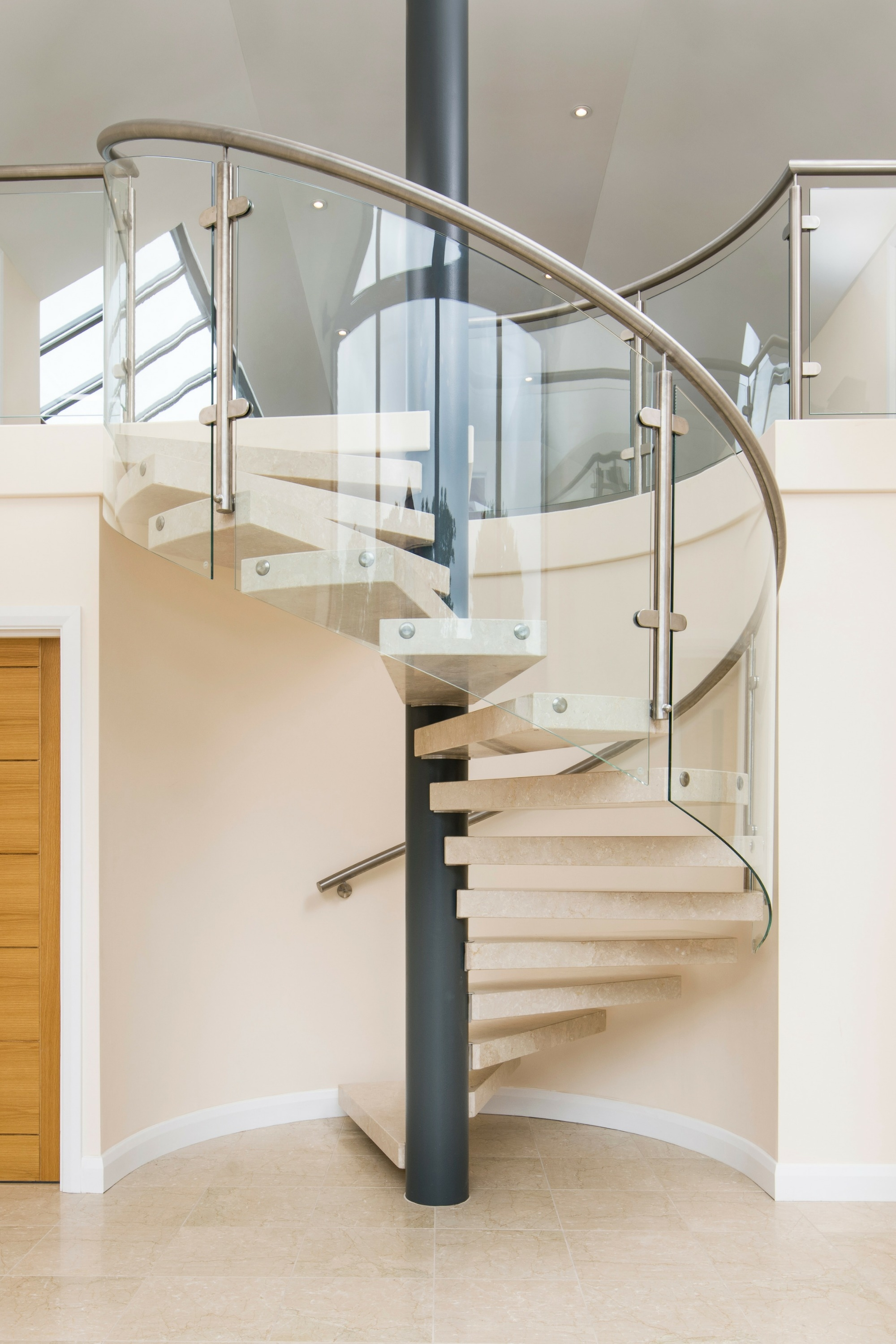 Spiral Staircases For Sale Uk Made To Measure | Circular Stairs For Sale | Shop | Glass | Wooden | Modern | Wrought Iron
