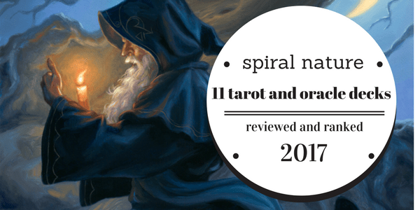 11 tarot and oracle decks reviewed and ranked from 2017