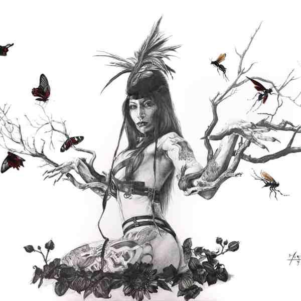 """Phantasma, by Lizz Lopez"""""""