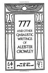 777, by Aleister Crowley