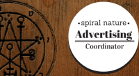 Spiral Nature Advertising Coordinator