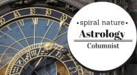 Spiral Nature Astrology Columnist