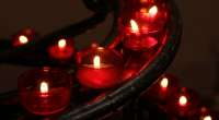 Candles by Massimaxxx (flickr)