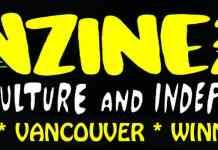 Canzine 2015 Banner
