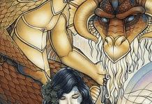 Dreams of Dragons and Dragon Kin Coloring Book