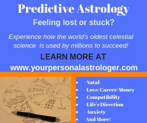 Eric J Pride - Predictive Astrology