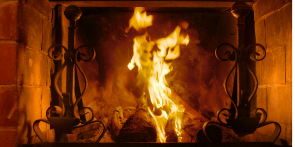 Hearthfire, photo by Riccardo Cuppini