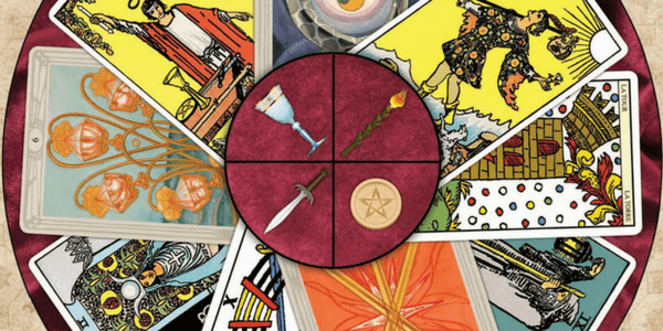 Llewellyn's Complete Book of Tarot- A Comprehensive Guide, by Anthony Louis