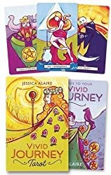 Vivid Journey Tarot, by Jessica Alaire