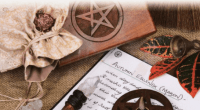 Wicca, Plain & Simple: The Only Book You'll Ever Need, by Leanna Greenaway