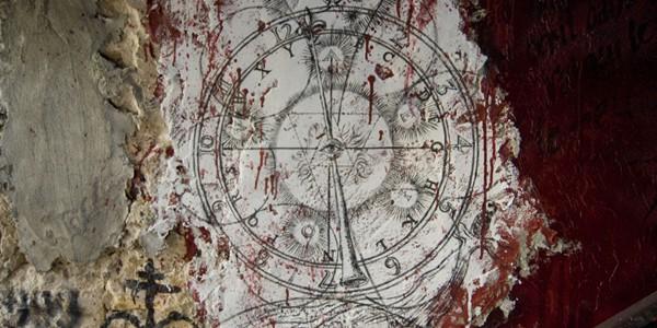 Alchemical symbolism, photo by thierry ehrmann