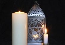 Candle Magic, by Lucya Starza