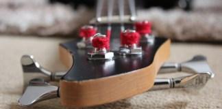 Guitar neck, MrEye1