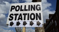 Polling Station, June